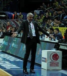 Obradovic Fenerbahce Galatasaray