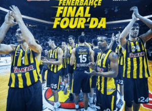 fenerbahce final four